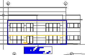 Sample Elevation for Fire Cert